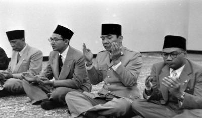 5 Teladan Bung Karno di Mata Umat Muslim Indonesia