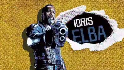 Intip Penampilan Ikonik Idris Elba di Trailer Terbaru The Suicide Squad