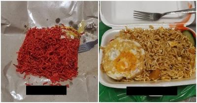 Pria Ini Trauma Pesan Mie Goreng, Syok Wujud Makanan Favorit Mirip Karet Gelang!
