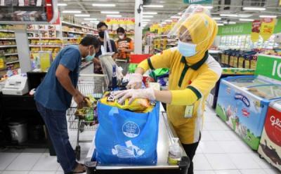 Gerai Giant dan Hero Supermarket Tutup, Netizen: Indomaret Alfa Sudah Dimana-mana