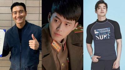 5 Aktor Korea Ganteng Berlesung Pipi, Senyumnya Bikin Kaum Hawa Meleleh