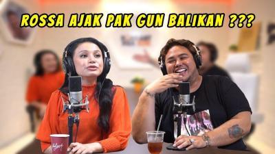 Undang Rossa ke Podcast, Ivan Gunawan: Kok Kamu Pernah Jadi Mantan Aku?