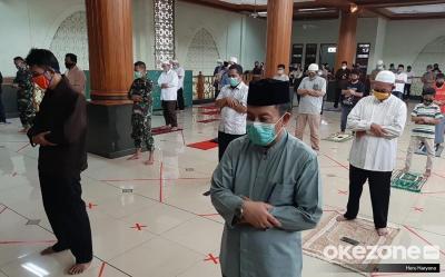 MUI - DMI DKI Jakarta Serukan Sholat Jumat Diganti Sholat Dzuhur di Rumah