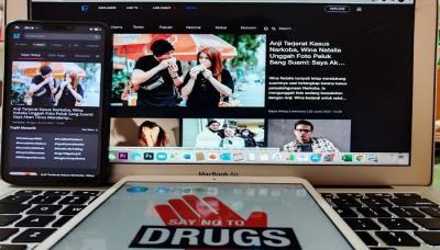 Ancaman Narkoba Menyasar Semua Kalangan, News RCTI+ Memberitakan Secara Update dan Lengkap