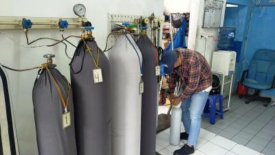 Covid-19 Meningkat, Kebutuhan Oksigen RSUD Tangerang Naik 3 Kali Lipat