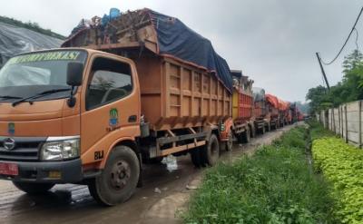 Viral Truk Sampah Ditarik Pungli, Polisi Tangkap Sejumlah Preman