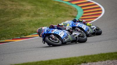Terpuruk di MotoGP Jerman 2021, Bos Suzuki Soroti Hasil Kualifikasi