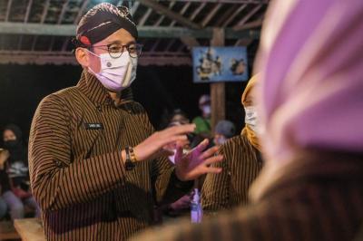 Sandiaga Optimis Magnet Borobudur Awal Kebangkitan Pariwisata Indonesia