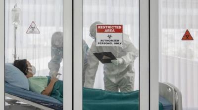 Jogja Kehabisan Tabung Oksigen, Epidemiolog: Segera Perkuat Mitigasi!
