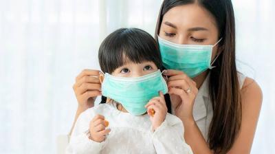 Menteri PPPA: Pakai Masker di Rumah Jika Ada Bayi!