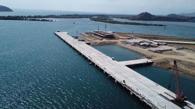 Kemenhub Bakal Kembangkan 12 Dermaga dan Kapal di Danau Toba