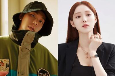 Gara-Gara Foto, Lee Sung Kyung dan Loco Diisukan Berpacaran
