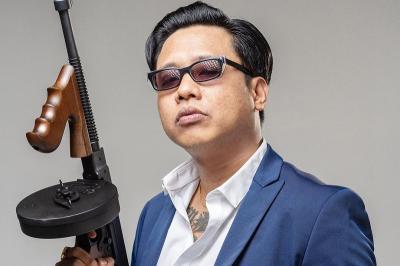 Bantah Lakukan Pelecehan, Gofar Hilman: Omongan Gue Bisa Dipertanggungjawabkan