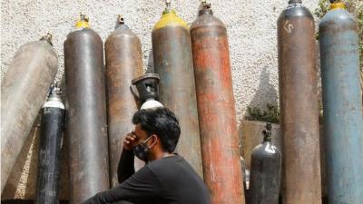 Kasus Covid-19 di India Turun 8 Kali Lipat Usai Terapkan Lockdown