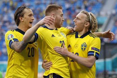 Hasil Piala Eropa 2020: Sengit, Swedia Menang Tipis atas Polandia