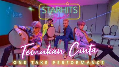 "Boyband Indonesia DOPE Rilis Performance Single Debut DOPE ""Temukan Cinta"""