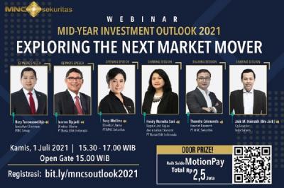 Simak Analisis Market hingga Efek Taper Tantrum di Webinar Mid-Year Investment Outlook MNC Sekuritas, Daftar Segera!