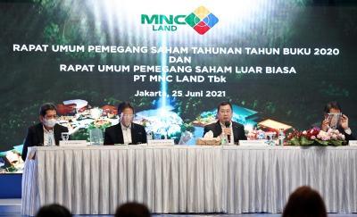 Tambah Modal Rp806 Miliar, MNC Land Bangun Mega Proyek KEK MNC Lido City