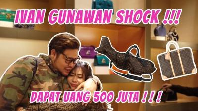 Ivan Gunawan Terima Rp500 Juta Tunai dari Pengusaha Cantik Maharani!