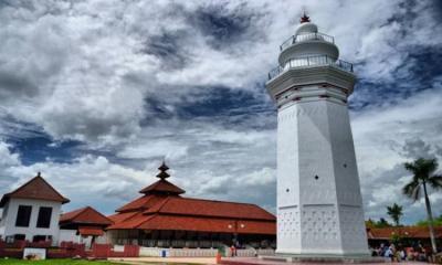 Kisah Penemuan Keraton Surosowan dan Masjid Banten Usai Dihancurkan Daendels