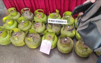 Sempat Meresahkan, Pencuri Tabung Gas Melon di Jaksel Akhirnya Ditangkap