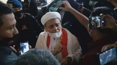 Melawan Divonis 4 Tahun, Habib Rizieq Ajukan Banding Pekan Depan