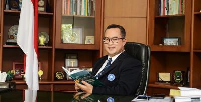 Rektor IPB University Arif Satria Kembali Positif Covid-19