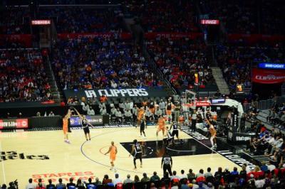 Hasil Final Playoff NBA 2020-2021: Clippers Perkecil Ketertinggalan dari Suns di Game Ketiga
