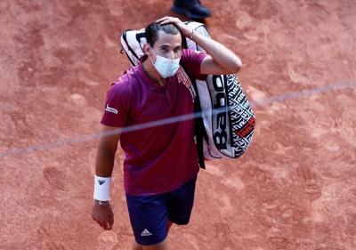 Cedera, Dominic Thiem Gagal Tampil di Wimbledon 2021