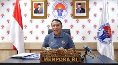 Menpora Pastikan PON XX Papua Digelar Sesuai Jadwal