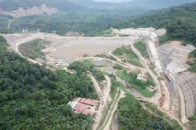 Bendungan Ladongi Siap Diisi Air pada Juli 2021