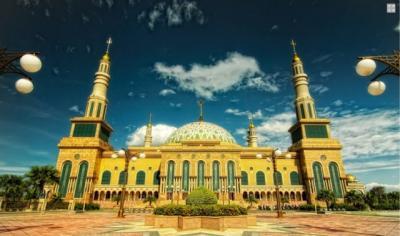 5 Masjid Terunik di Indonesia, Cocok Buat Wisata Religi yang Instagramable