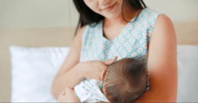 Tips Menyusui Bayi yang Terpisah dari Ibunya Setelah Sembuh dari Covid