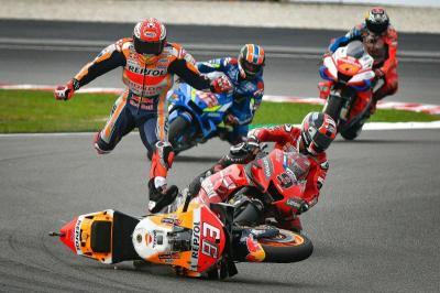 4 Kecelakaan Mengerikan di MotoGP Sampai Menewaskan Pembalapnya