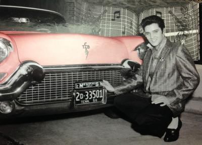 8 Mobil Pernah Dimiliki Elvis Presley, Raja Rock n Roll Dunia