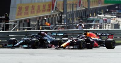 Max Verstappen dan Lewis Hamilton Gesekan di F1 GP Inggris 2021, Ini Kesaksian Charles Leclerc