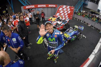 Mantan Mekanik Sebut Valentino Rossi Pembalap yang Menikmati Balapan