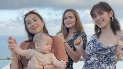 3 Hot Mama Beraksi, Gaya Jessica Iskandar Joget Jadi Sorotan Netizen!