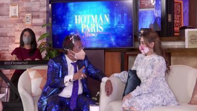 Blakblakan, Celine Evangelista Ungkap Hubungannya dengan Stefan William di Hotman Paris Show Malam Ini