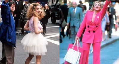 5 Iconic Fashion Look dari Film Sex and The City, Tak Termakan Zaman!