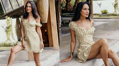 Dress Melorot Sophia Latjuba Curi Perhatian Tora Sudiro: Pengen Muji Takut Dimarahin Istri