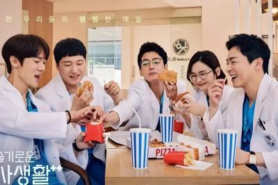 Jelang Tak Tayang Minggu Depan, Rating Hospital Playlist 2 Apik di Episode Teranyar