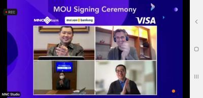 Canggih! Kartu Kredit Virtual MotionVisa dari MNC Bank  BABP  Terapkan Credit Scoring Berbasis Artificial Intelligence