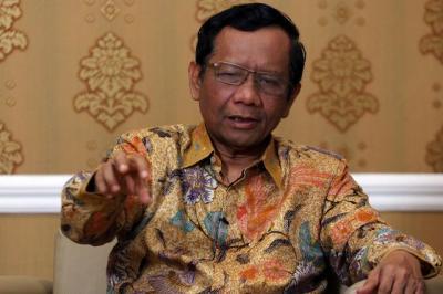Soal Corona, Mahfud MD: Silakan Sampaikan Aspirasi asal Tujuannya Selamatkan Rakyat Indonesia