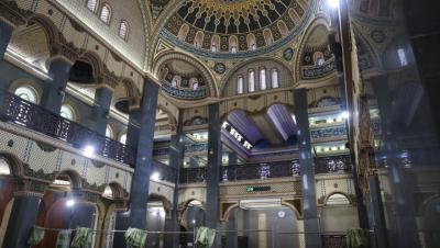Masjid 'Hagia Sophia' di Kabupaten Malang Luas dan Megah