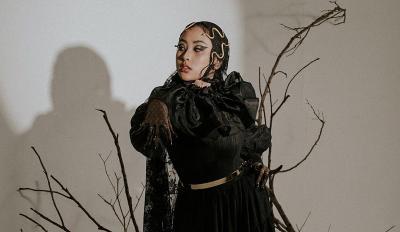 Jinan Laetitia Tampil Ekspresif dan Estetik di Single Forgive