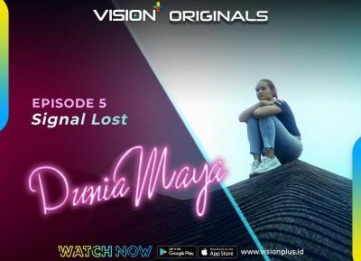 """Berubah Drastis, Maya Jadi Orang Asing untuk Keluarganya, Saksikan """"Dunia Maya"""" Episode 5 di Vision+"""