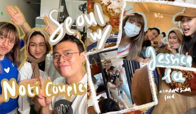 Cicipi Masakan Indonesia di Seoul Bareng Jang Hansol dan Xaviera Putri!