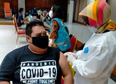 Kuota Pendaftaran Vaksinasi Covid-19 via JAKI Ditambah Jadi 100 Ribu