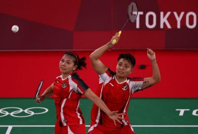 Hancurkan Wakil Malaysia di Olimpiade Tokyo 2020, Greysia Polii: Kami Paling Siap!
